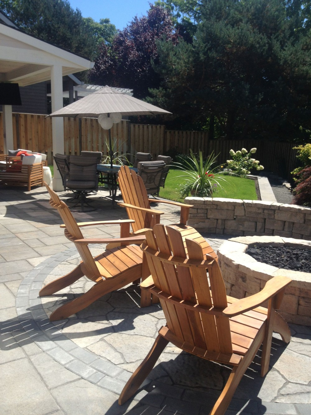 Patios, Decks & Walkways